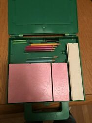 Vintage 1983 Tomy Cabbage Patch Kid Storybook Kit 14 Tracing Fashion Plates