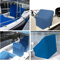 Waterproof Heavy Duty Boat Center Console Cover Up 46wx40dx45h Drawstring