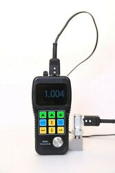 Ultrasonic Thickness Gauge Tm281d With Aandb Scan Thru-paint Range 0.02and039and039-20and039and039