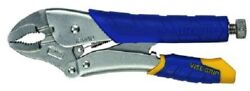 Irwin Vise-grip Fast Release Locking Plier 250mm Curved Jaw Alloy Steel