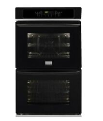 Frigidaire Gallery Series Fget3065pb 30 Double Electric Wall Oven Msrp 2499