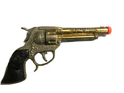 Vintage Texas Toy Cap Gun With Horse Head On Handle Similar To Hubley