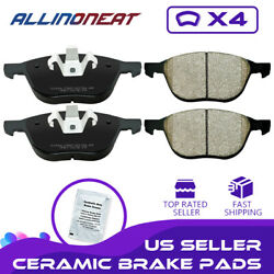 Front Ceramic Brake Pads For 2004-2007 2012-2018 Ford Focus 2013-2018 Escape