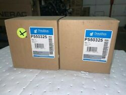 Two 2 Pc Lot Donaldson Fuel Filter Water Separator Dn P550325 New X Stock Sale
