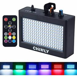 Strobe Lights Chinly Party Stage Lighting Super Bright Flash Halloween Disco