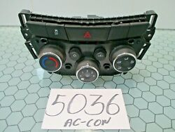 17 18 19 Chevrolet Trax Ac And Heater Control Used Stock 5036-ac