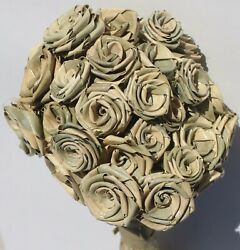 Sealed 40 Rose Bouquet w Magic Two tone Color Mixed Roses By artist #RoseManJ