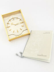 Jaeger Lecoultre Desk Clock 8 Days Ref. 326 From 50and039s With Certificate