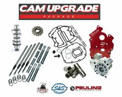 Complete Feuling 405 Reaper Chain Drive Cam Chest Package For Wc M8 Models