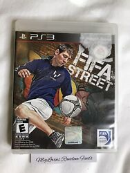 Fifa Street - Complete Playstation 3 Ps3 Game Lionel Messi 🐐