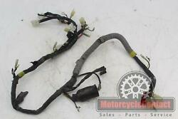 03-07 Yamaha Xt225 Main Engine Wiring Harness Video Electrical Wire No Cuts