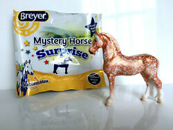 Breyer Stablemate 132 Mystery Horse Surprise Django Friesian Copper Chase Piece