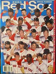 Sports Memorabilia - Red Sox Yearbook Collection From Championship Years