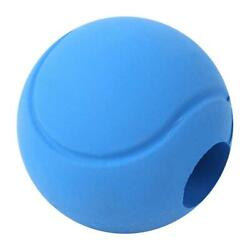 1 Pcs Round Barbell Grips Balls For Home Gym Fitness Arm Wrap Bar Accessory New