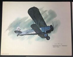 Nixon Galloway United Airlines Collector Series Stearman M-2 Speedmail