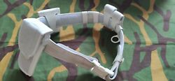 Croatian Military Police Kroko Belt With Gun Holster And Accessories
