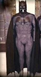 New batman batsuit professional movie quality halloween costume suit