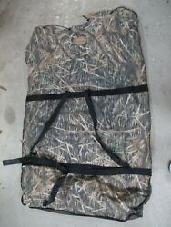 Browning Duck/goose Decoy Bag Fits Up To 36 Shell Decoys Wetlands Camo