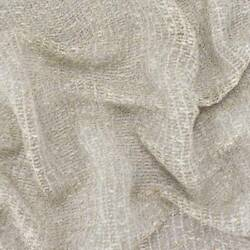 Oyster Beige Woven Boucle Netting Home Decorating Fabric Fabric By The Yard
