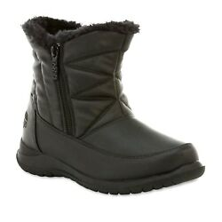 NEW Totes Women#x27;s Boots Silverton Winter Waterproof size 6 10 $29.99