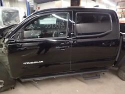 16 17 Tacoma Bare Metal Crew Cab Truck Cab 4 Dr W/o Sunroof 6 Cylinder At