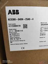 1pc For New Acs380-04n-25a0-4  By Ems Or Dhl