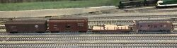 Ho Scale Cars//cando /southern/nw/great Northern