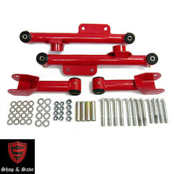 Premium Quality Ford Mustang Full Set 4 Piece Rear Control Arms Kit Best Price