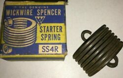 Starter Motor Drive Spring Wickwire Ss4r. Fits 1924-1939 American Antique Cars