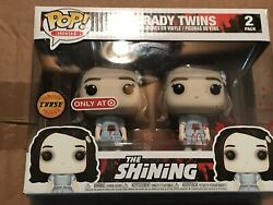 Funko Pop Movies The Grady Twins 2-pack 136 Chase Target Exclusive