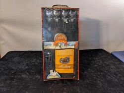charcoal companion chicken for four BBQ set with chicken skewers and thermometer