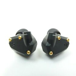 Campfire Audio ANDROMEDA Special Edition Gold BA type Earphones USED FS (d1823