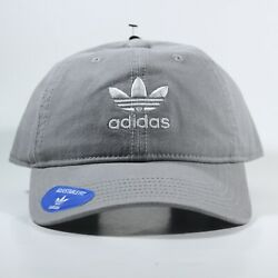 Adidas Hat New(Color:Grey)One Size Fits All $19.99