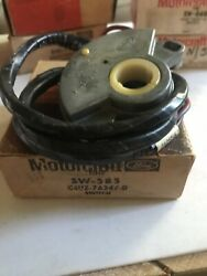Nos Oem Genuine 64 65 66 67 Ford F100 E100 Neutral Safety Switch 6 Cyl C4