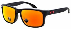 Oakley Holbrook Asia Fit Sunglasses OO9244 4256 Matte Black Prizm Ruby Polarized $115.49