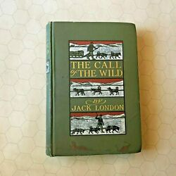 Jack London Call Of The Wild True 1st Edition 1903 Rare First Print W/box Ed Hb