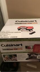 Cuisinart Grill For Boat Pontoon Rv Camping Patio Small Gas Portable New