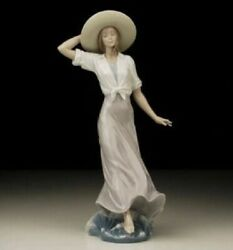 Lladro Mediterranean Light 6863 Mint In Box Retired Hand Signed Retired Limited