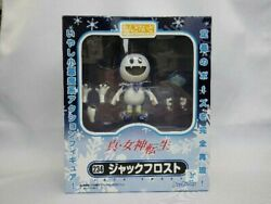 Nendoroid Shin Megami Tensei Jack Frost Non Scale Abs And Pvc Painted Movable Jp