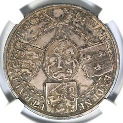 1780-dated Betts-572 Russia Silver Armed Nuetrality Treaty Medal