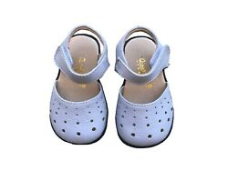 Baby Infant Toddler High quality Sheep leather Girls Sandals Size 3 4 5 6 7 $12.99