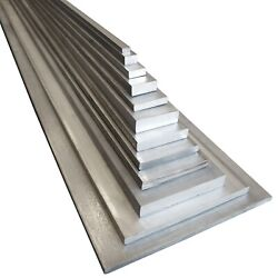 250 X 40 Grade 316 Stainless Steel Flat Bar Any Length
