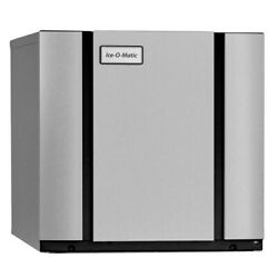 Ice-o-matic Cim0636fr Air-cooled Full Size Cube Ice Maker 615 Lbs/day Remot...