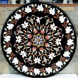 36 Marble Coffee Center Game Of Thrones Table Top Rare Inlay Home Decor