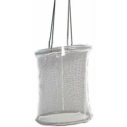 New Frabill 1292 Bait Quarters Floating Bait Well Net 105 Gallons 30 X 30