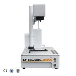 Laser Machine For Removing Iphone 8 - 12 Back Glass And Engraving + Fume Extractor