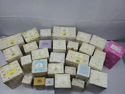 Precious Moments Lot Of 26 All In Boxes