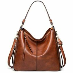 Hobo Bags Women Shoulder Soft Lady Tote Handbags Fashion Purses Classic Designer $39.94