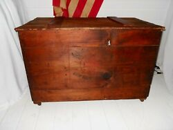 Antique Primitive Johnson And Johnson Red Cross Wood Crate Ww1 Pharmaceutical