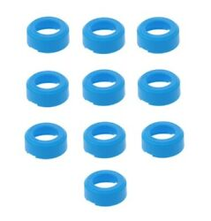 Seatech 2156-15 Blue Collet Cover For 15mm Quick Connect Plumbing Fitting 10